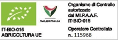 Logo Certificazione BIO